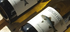 High Hook Wine Bottle